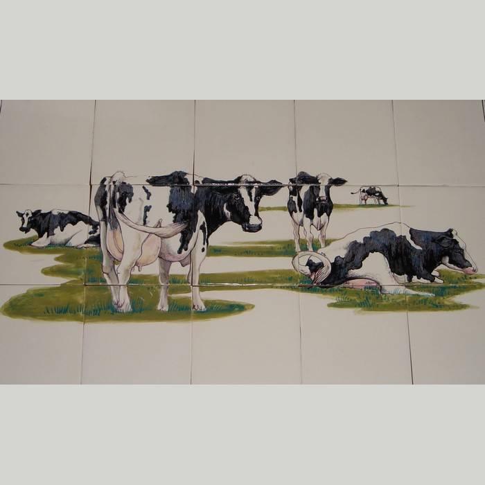 RH15-1 Koeien in de wei