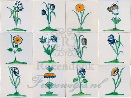RM1-7 Collaert bloem