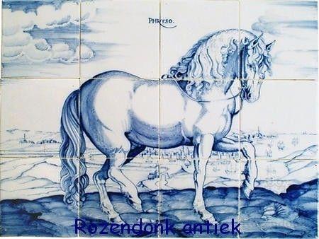 RF12-1 Fries paard
