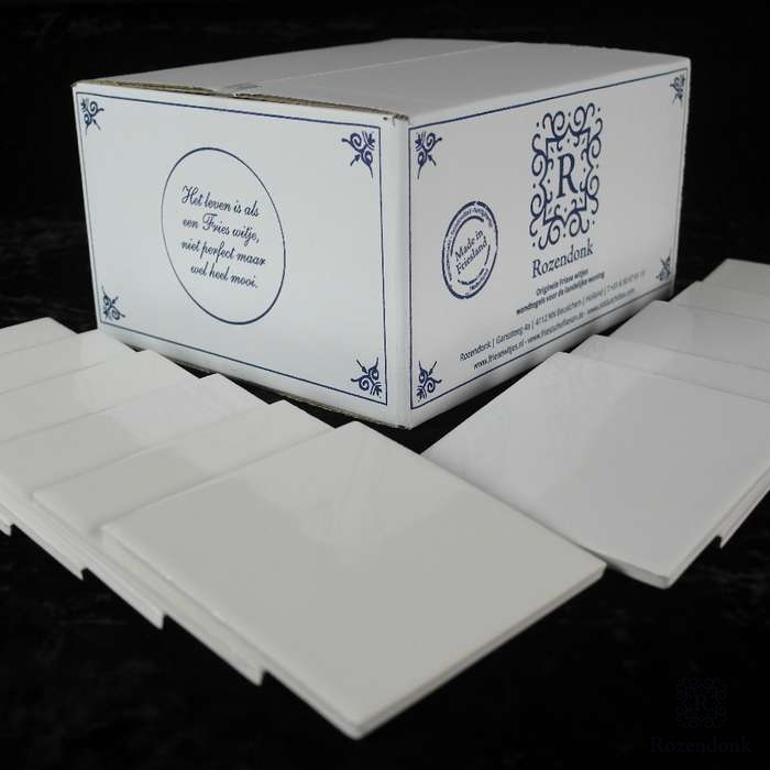 Pakket 15 alle witte tinten