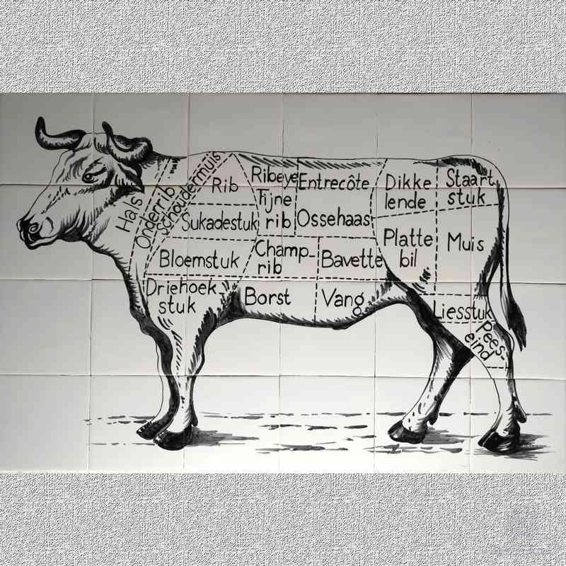 Vleeskoe NL