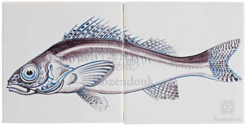 RH2-Fisk13 op 2 tegels