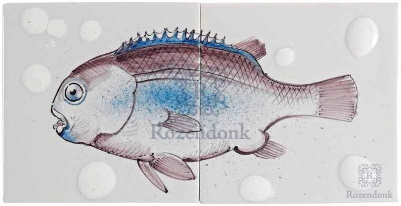 RH2-Fisk6 op 2 tegels