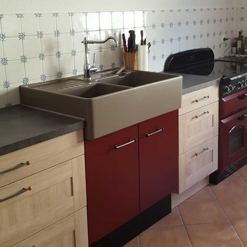 RF Ossekopjes in de keuken