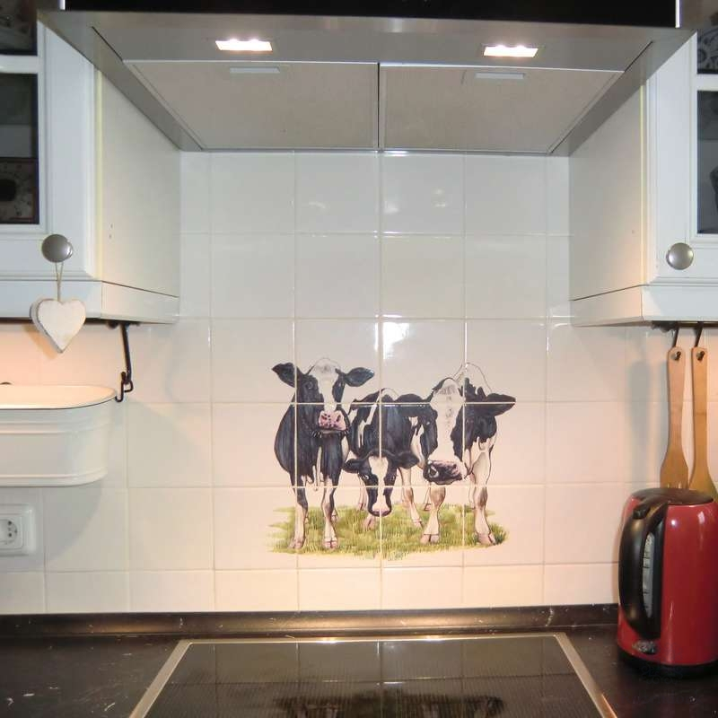 RH12-17, 3 koeien