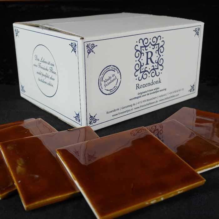 Proefpakket retro karamel glazuur