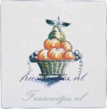 RF1-5, Fruitmandjes