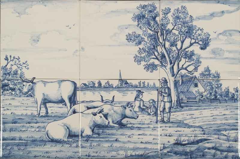 RF6-7, Boerenlandschap