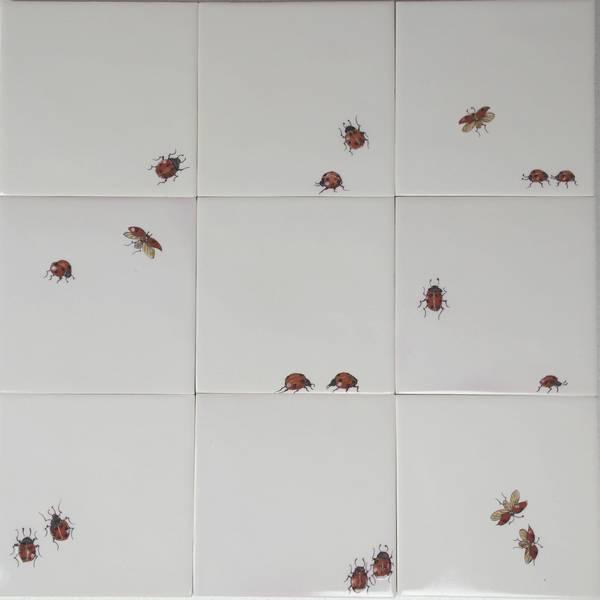 RH1-10, Lieveheersbeestjes