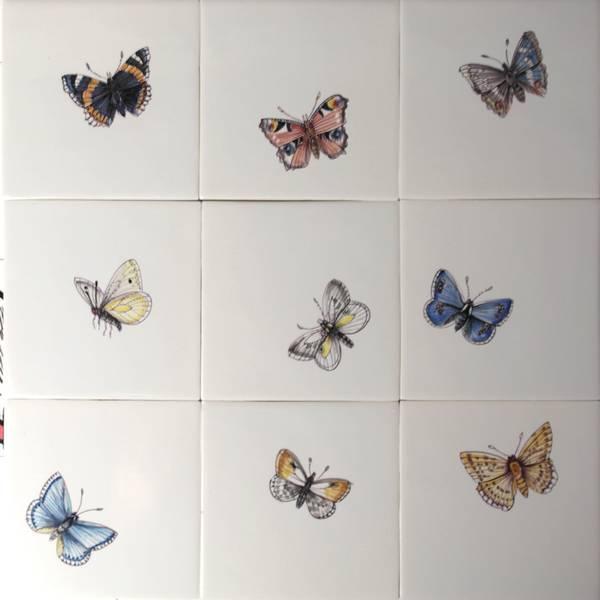 RH1-1k Vlinders