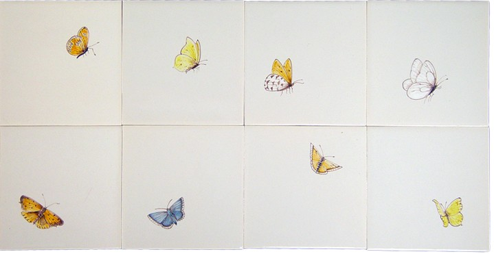RH1-2k Kleine vlinders