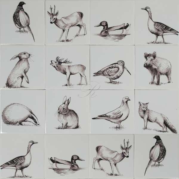 RH1-22 Dieren in het wild