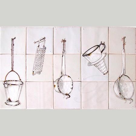 RH15-3 Emaille keukengerei