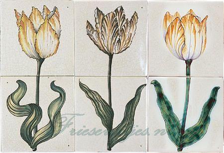 RH2-9 klassieke tulpen