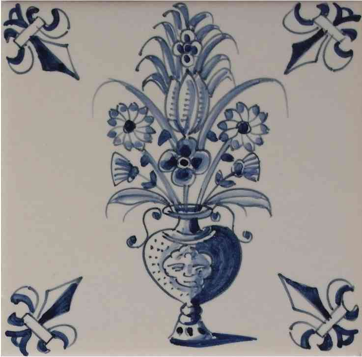 RM1-45 Bloemenvaasje