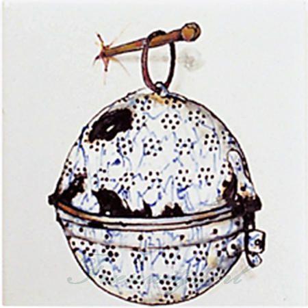 RH1-4j Rijst kookbol