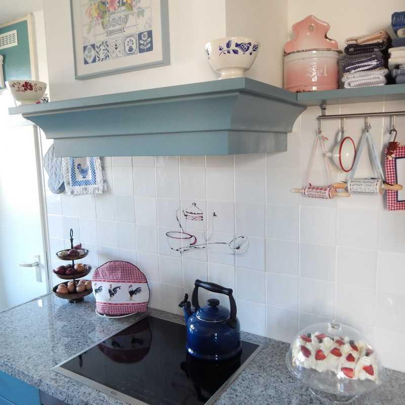 Emaille in de keuken