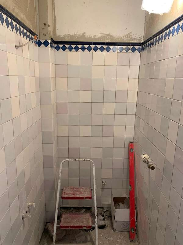 Toilet met mix 9