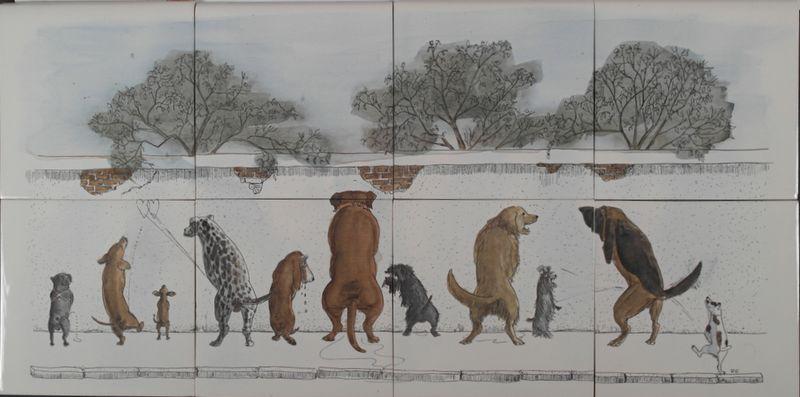 Honden uitlaatservice