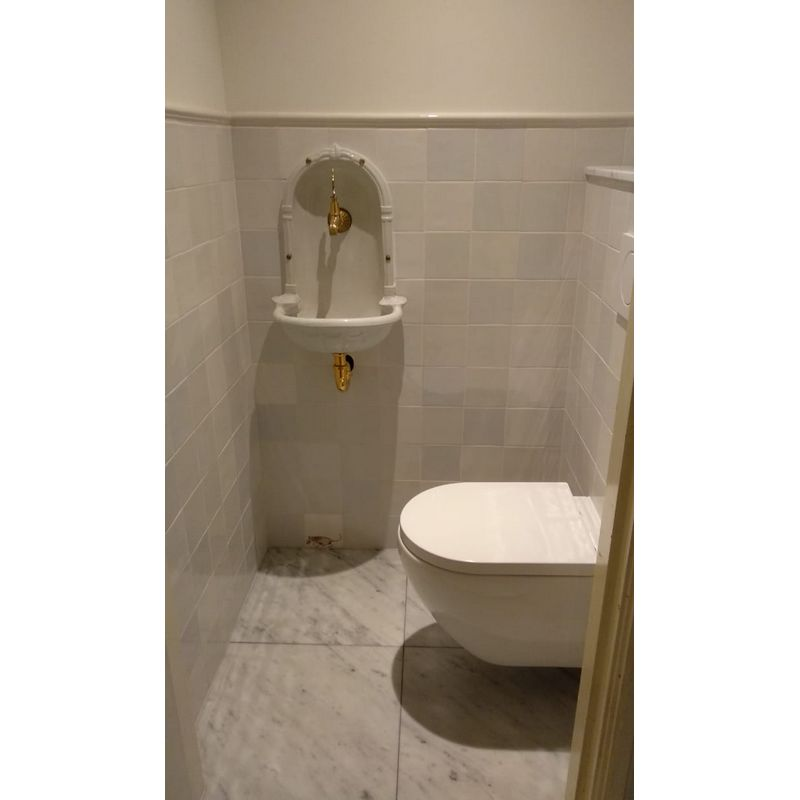 Toilet met Basis mix 6