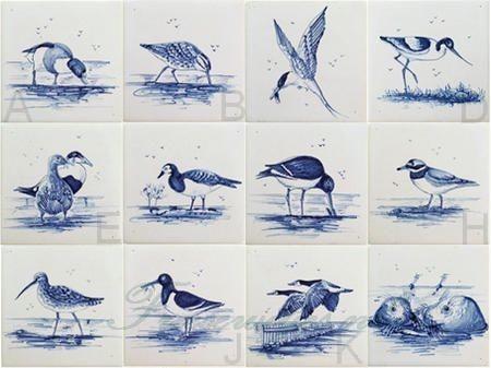 RH1-8b Waddenzee Vogels