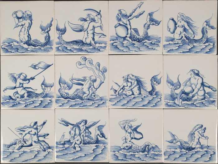 RM1-23 Zeewezens