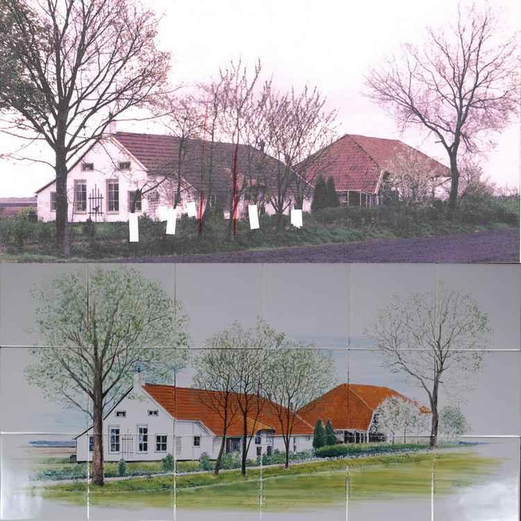 Boerderij in Vlagtwedde
